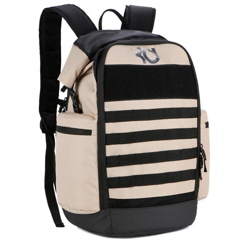9cd4869a2b 2019 KD Basketball Backpacks For Men Fashion Outdoor Hiking Training  Designer Backpack Sport Fitness Laptop Backpack Men From Hlq1027