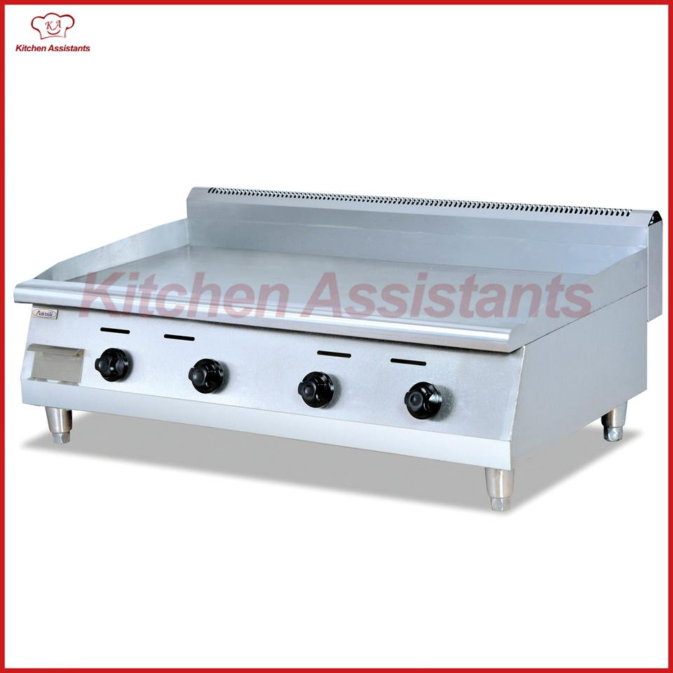 GH48 Gas Counter Top Griddle Grill for the Restaurant Griddle Grill ...