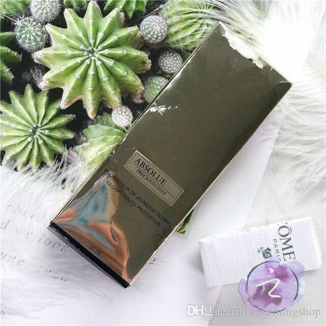 Top Quality With Best Price ! Famous brand Absolue UV Precious Cells 30ml Primer Cream Natural Faced Base Cover Makeup DHL