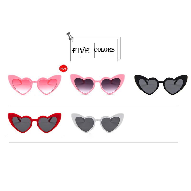 365fc7395f6 New Children Love Sunglasses Pink is Peach Heart Trend Cool Sunshade Eye  Protection Fashion Personal Glasses Sunglasses Fashion Children Online with  ...