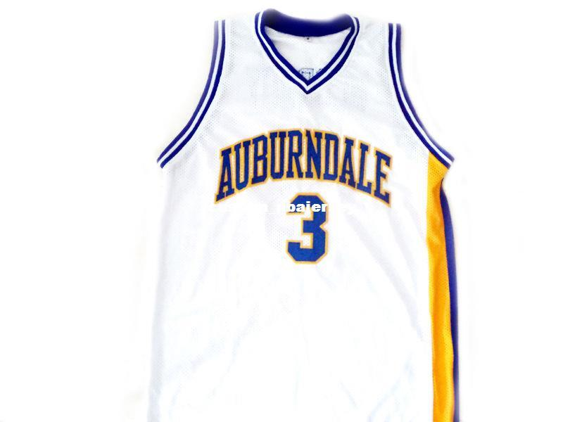 a7717cb92 2019 Wholesale Tracy McGrady  3 Auburndale High School Basketball Jersey  White Stitched Custom Any Number Name MEN WOMEN YOUTH BASKETBALL JERSEYS  From ...