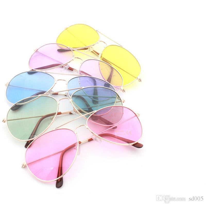 New Style Sunglasses For Men And Women Quality Metal Frame Sun Glasses Bardian Decorate Frog Mirror New Arrival 2 5mn Y