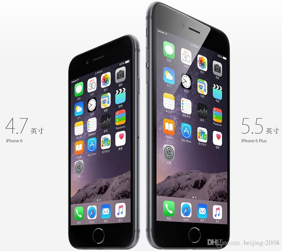 acheter telephone reconditionn original iphone 6 iphone6 plus dual core 4 7 5 5 16 go 64 go. Black Bedroom Furniture Sets. Home Design Ideas