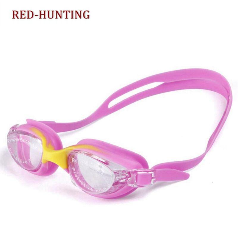 164ff318f56 2019 High Quality Anti Fog Kids Swimming Goggles Children Baby Girls Boy  Adjustable Sports Swim Eyewear Eyeglasses From Dragonfruit