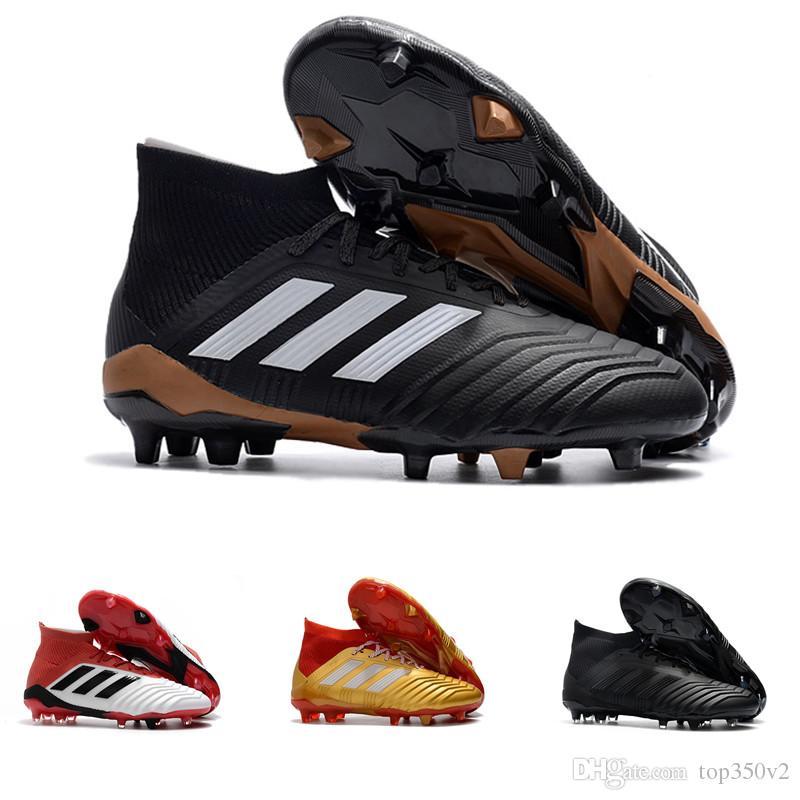 ... store 2018 2018 adidas predator 18.1 fg mens turf high ankle soccer  shoes primemesh soccer cleats 96bd523b26b40