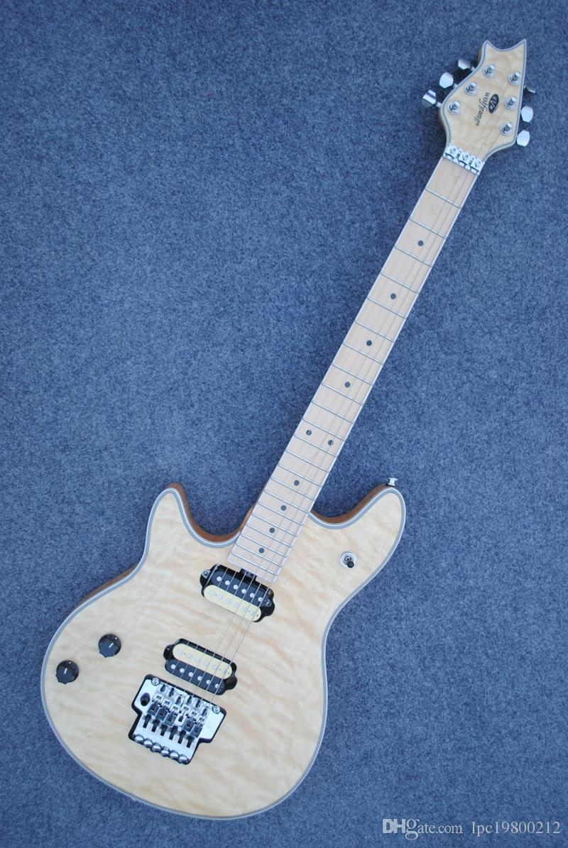 Custom left hand Electric Guitar IN original style model Top Musical instruments