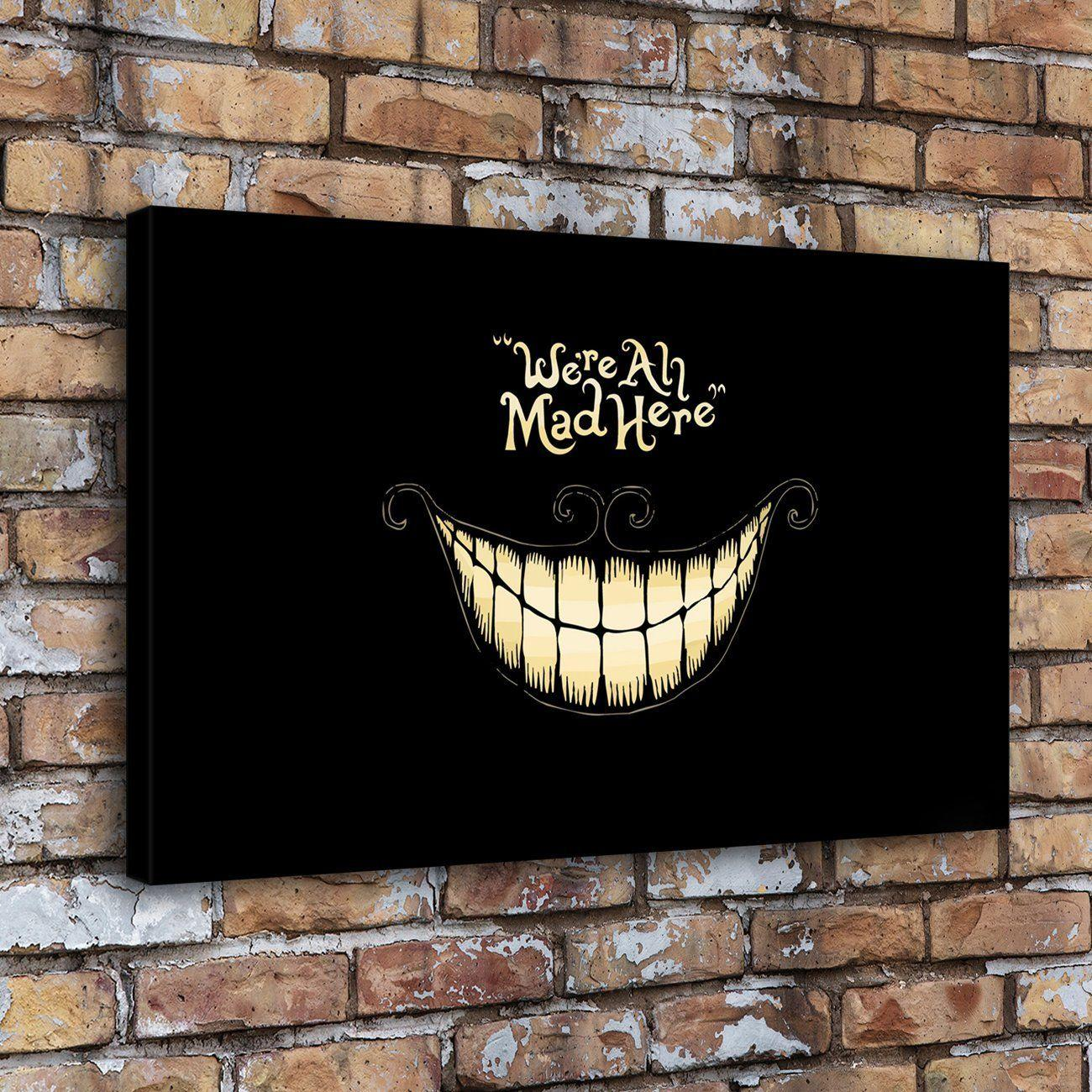 2019 Alice In WonderlandHome Decor HD Printed Modern Art Painting On Canvas Unframed Framed From Xiaozhu1214 598