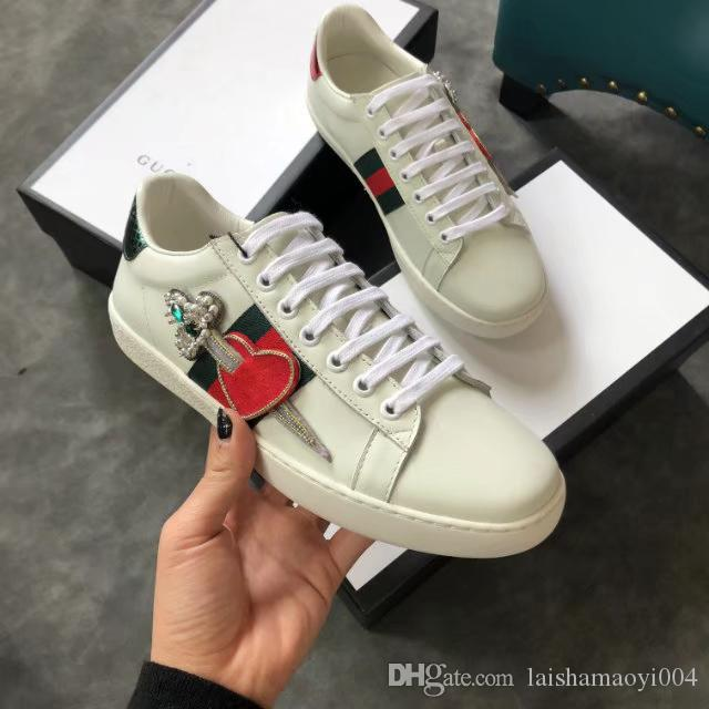 a03936d6fdb Personality And Fashion Famous Luxury Brands Designer Sneakers Lace ...