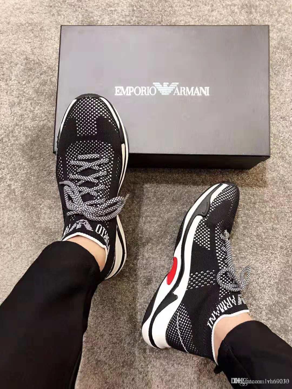 Acquista 2018 Velluto Nero Mens Queen Scarpa Bella Piattaforma Casual  Sneakers Designer Di Lusso Scarpe In Pelle Tinta Unita Sport Scarpa A   81.22 Dal ... 40d50289ee6