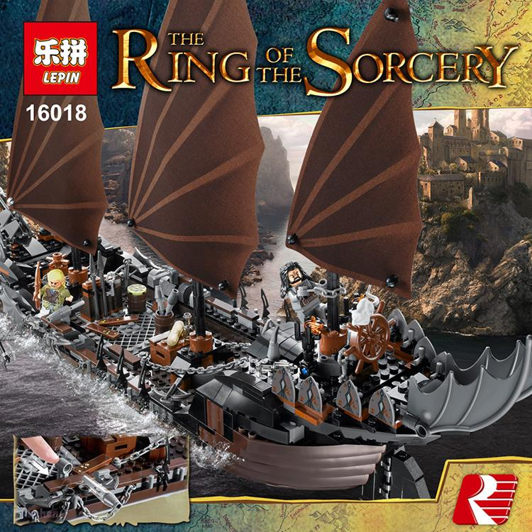 2018 2018 New Lepin 16018 Genuine Legoing 79008 The Lord Of Rings