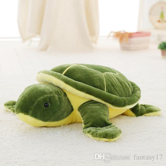 2019 Giant Turtle Plush Toy 42 9in Big Plushie Sea Tortoise Toy