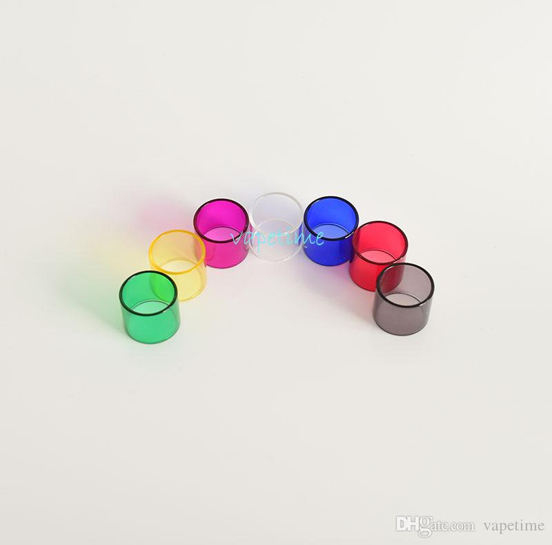 Pyrex replacement glass tubes for Kanger kangertech Subtank mini nano c mini-c plus Toptank mini protank 5 6 Topevod Evod pro 2 tank