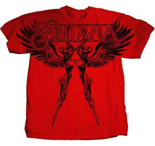 7a61c0b4e SANTANA Abraxas Angel T SHIRT S M L XL 2XL Brand New Official T Shirt T  Shirst It T Shirt From Beidhgate10, $11.01| DHgate.Com