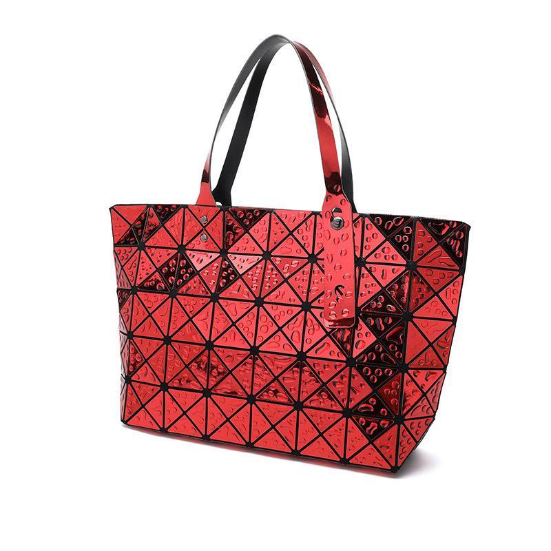 Baobao Diamond Women Raindrop 2018 Tote Geometry Bag Bag Bao Bao Sac wqZ8YfUx