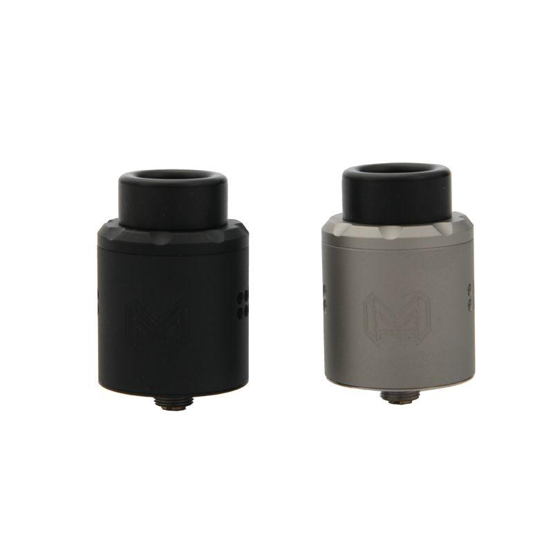Digiflavor Mesh Pro RDA Single Coil Dual Coil 810 Delrin Drip Tip con 510 Drip tip Adattatore fit Geekvape Aegis Box mod Authentic