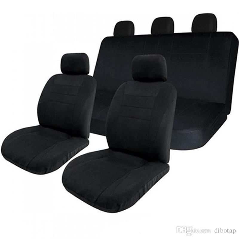 Universal Fit Set Auto Car Seat Covers Soft And Comfortable Material Easy To Install Clean Full Slipcover Toys From Dibotap