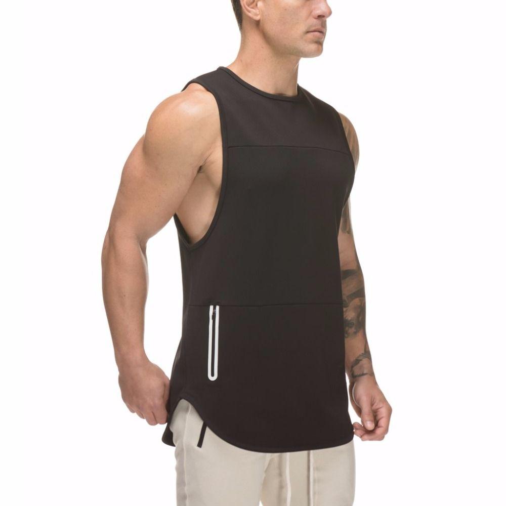Sleeveless Workout Shirts Singlet Fitness Gymshark Adidas Men Tank Top Quick Dry 1000x1000