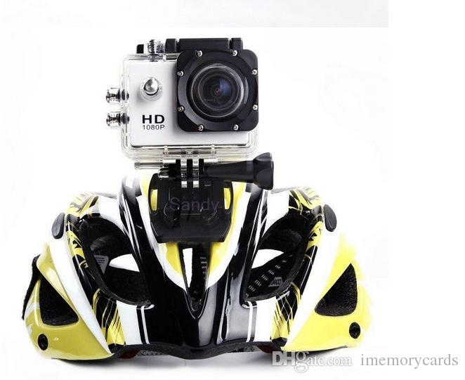 2018 hot sellingSJ4000 Sports Camera SJ 4000 1080P 2 Inch LCD Full HD Under Waterproof 30M Sport DV Recording Bicycle Skate Record