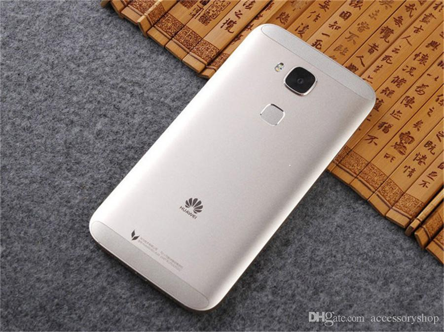 Refurbished Original Huawei G7 Plus 4G LTE 5.5 inch Octa Core 2/3GB RAM 16/32GB ROM 13MP Camera Dual SIM Android Mobile Cellphone DHL