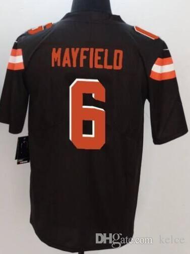 baker mayfield jersey dhgate