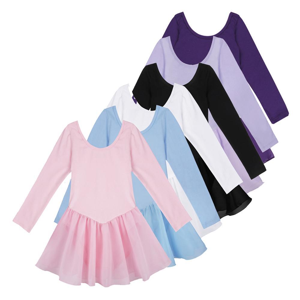 Acheter Tutu Professionnel IEFiEL Filles Vêtements De Danse Justaucorps Robe  Fille Danse Enfants Professionnel Ballet Tutu Costumes Ballerine Dancewear  De ... b2f26f9345a