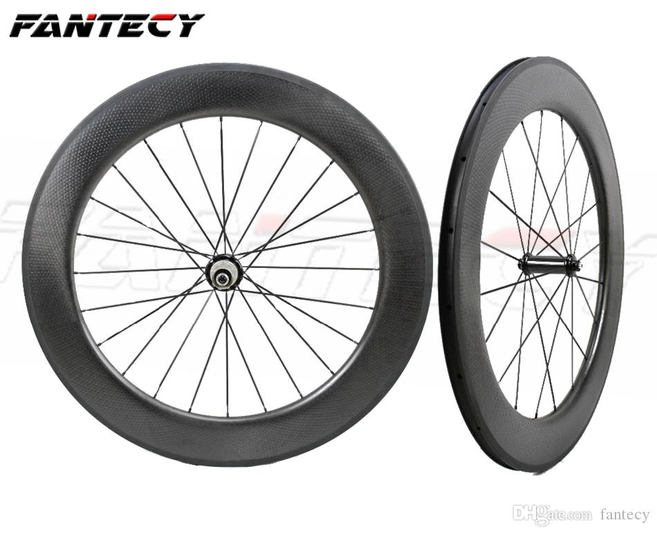 43b660cc1d9 Golf Surface Carbon Wheels 80mm Depth 26mm Width Carbon Wheelset ...