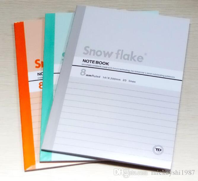Office staff soft new notebook meeting notepad stationery school supplies student notebook business notepads 100 pages