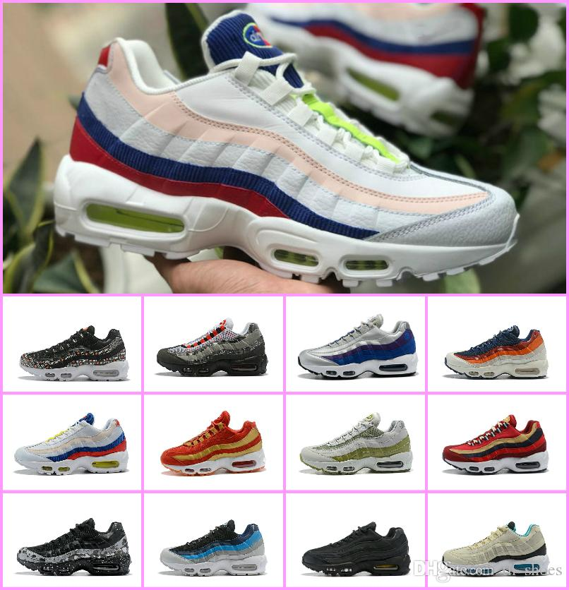 2018 Original Air Ultra 20th Anniversary 95 OG QS Mens Running Shoes ... 1b7e5bd6e