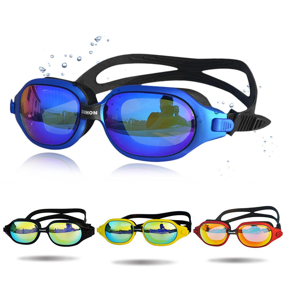 e97cc714f30 Swimming Goggle Anti Fog Shatterproof UV Protection Adjustable ...