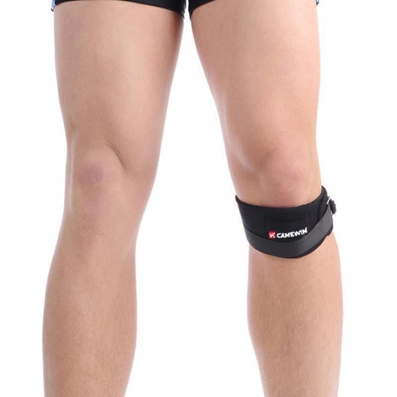 bdf8b0bc88 2019 Patella Guard Knee Support Brace Knee Pads Leg Arthritis Injury Gym  Sleeve Elasticated Bandage Pad Elbow Pads Camewin From Huiqi02, $18.82 |  DHgate.Com