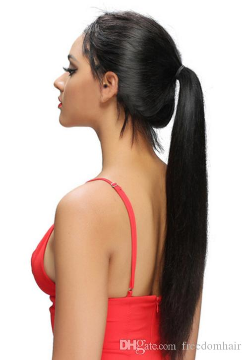 Hot Fashion Synthetic Hair Wig long Straight Lace Front Wig handmade Synthetic Wigs For Africa American Women Korean Heat Resistant Fiber