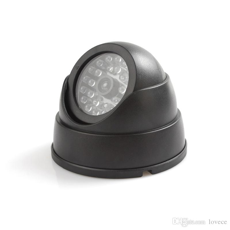 Dummy Dome Security Camera with False IR LED + Red Activity LED Light CCT_705