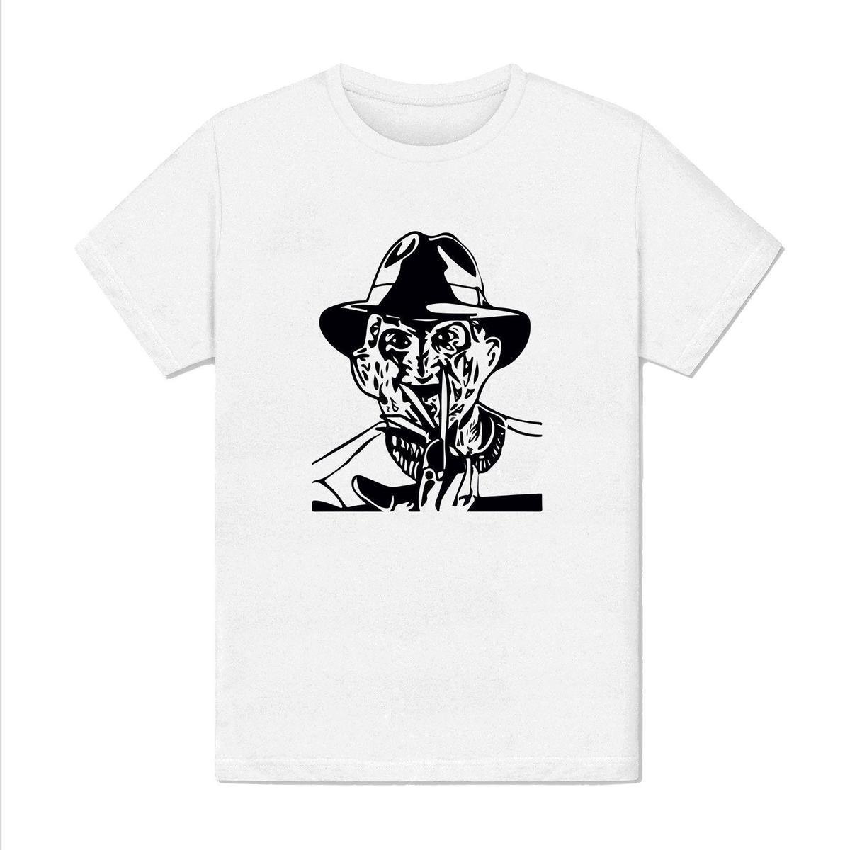 Griffes Camiseta Cinéma De Homme Freddy La Nuit Krueger Compre Les wk8nXNO0P