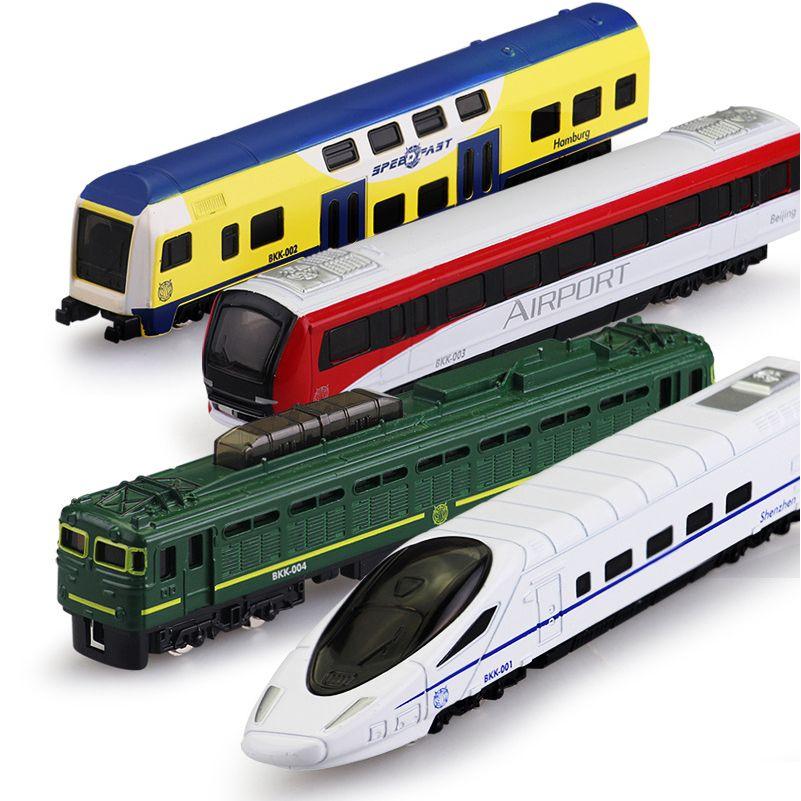 2019 Alloy Toys Model Train Mini Model Trains Diecast Vehicle