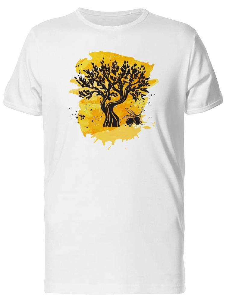 5e8420dacf4 Acheter Tee Shirt Homme À Motif Olive Et À Motif Orange Image De  Shutterstock De  15.72 Du Cottontshirt