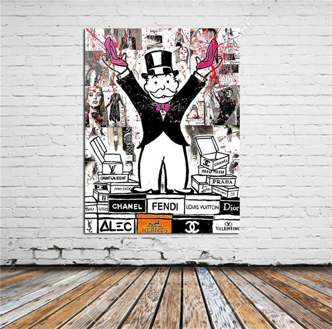 Alec Hogar 1 Monopoly El Compre Piezas Hd De Decoración Para OHdv4vn8w