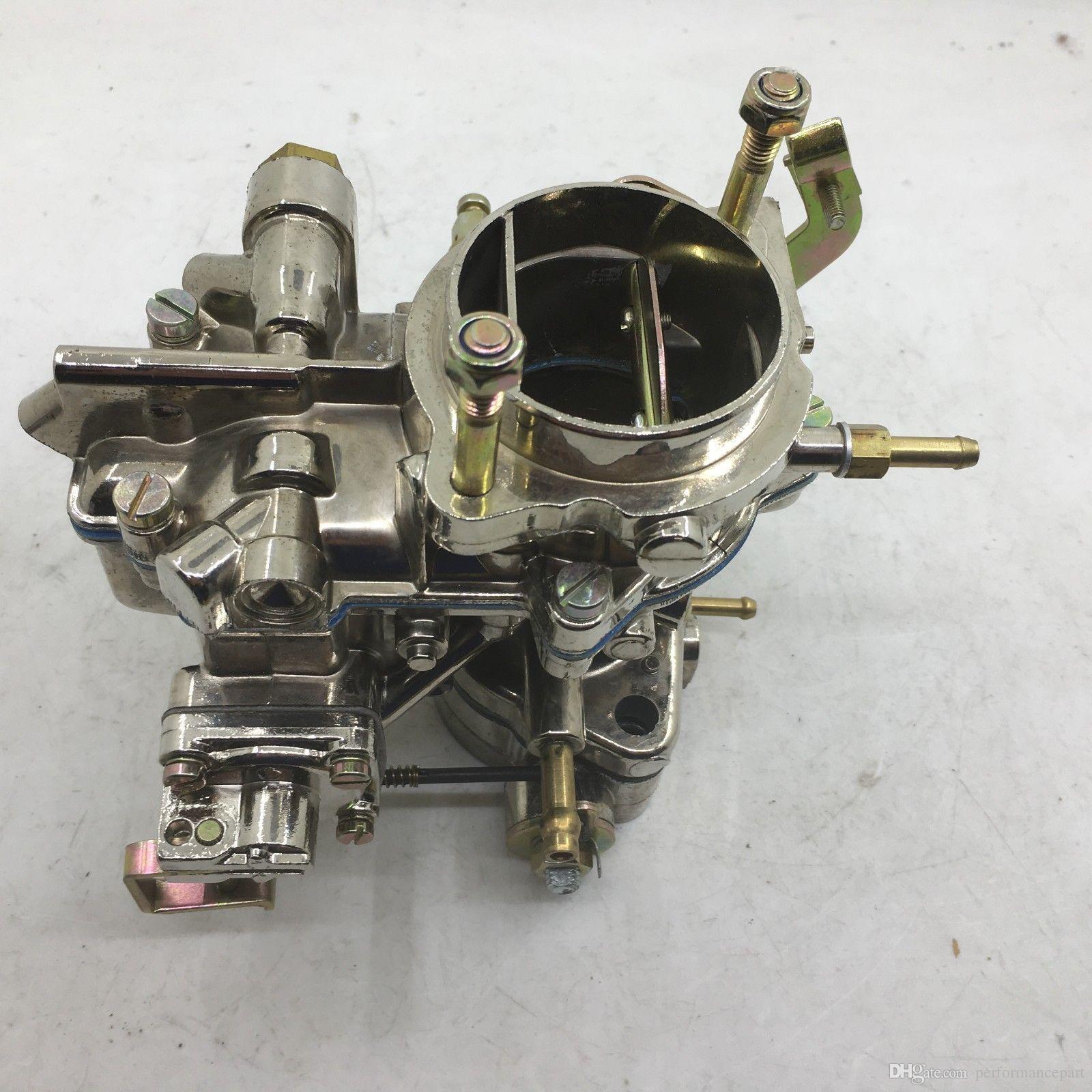 Carburateur à carbure de chrome pour Fiat 190 Alcool modèle Weber MONZA  SIMPLES 190 GAZ