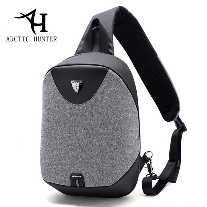 ARCTIC2018 New Large Capacity Chest Pack Messenger Bags Men S School Bag  Modern Shoulder Bag Unisex Crossbody Shoulder Bags Leather Bags From  Nevada ec0c395dc6106