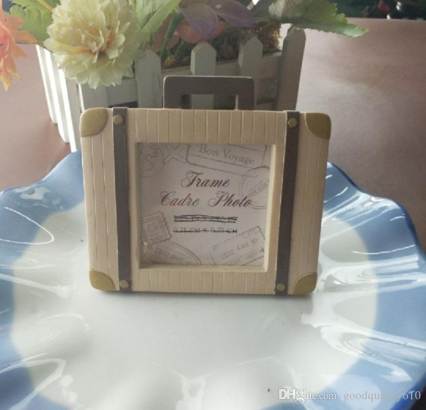 Boot Luggage Carrier Mini Photo Frame For Wedding Baby Shower Party