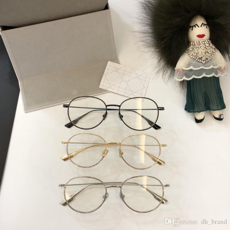 Compre Lente Clara Cat Eye Lady Gafas De Sol De Gran Tamaño Gafas ...