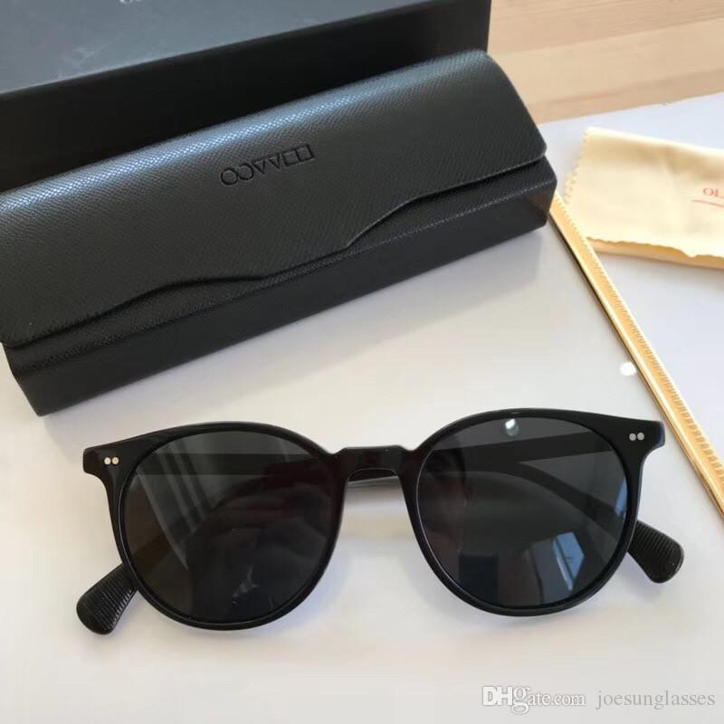 5de989c8cd5 New Popular Vintage Men And Women Sunglasses Oliver Peoples 5314 ...