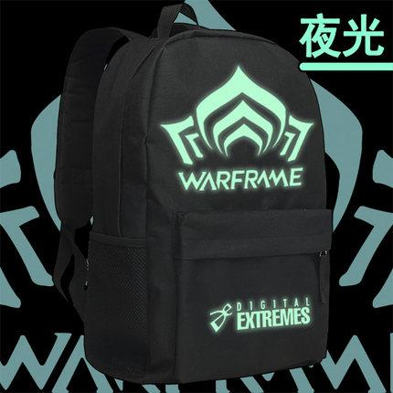2019 School Bags Computer Game Warframe Backpack ACG Online Shoulder Bag  Boys And Girls School Bags Men Daypack Backpacks Backpacking Backpacks  Personalized ... 438bfbcfa9