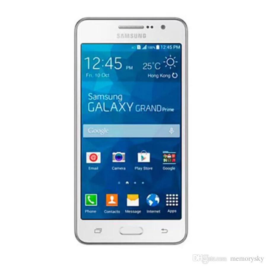 1c8fb5f3205 100% Original Samsung Galaxy Grand Prime G531h 3G Unlocked Cell Phone Quad  core Dual Sim 5.0