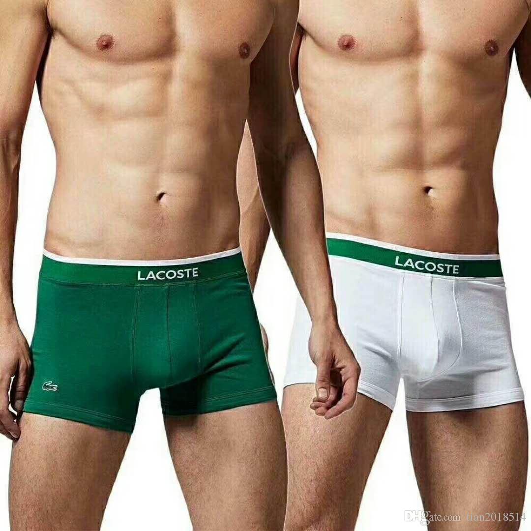 2c392425cb9 2019 Designer Brand Men Underwear Fashion Sexy Mens Boxers Underwear Men  Boxer Short Male Cueca Luxury Male Underpants From Tian2018514