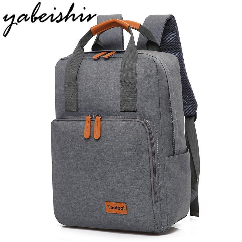 e7fca12620e1 YABEISHINI Large Capacity Man Travel Bag Laptop Backpack Men Waterproof Nylon  Shoulder Bag School For University Student Backpacks For Girls Waterproof  ...