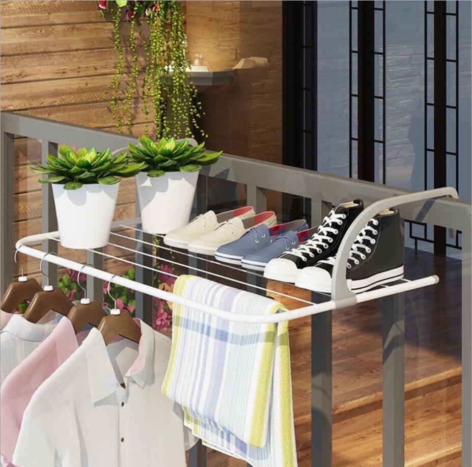2018 Multi Functional Towel Shoe Rack Storage Shelf Holder Bathroom Warm Floor Kitchen Organizer Rack Balcony Clothes Shoes Storage Shelves From Yili8307 ... & 2018 Multi Functional Towel Shoe Rack Storage Shelf Holder Bathroom ...