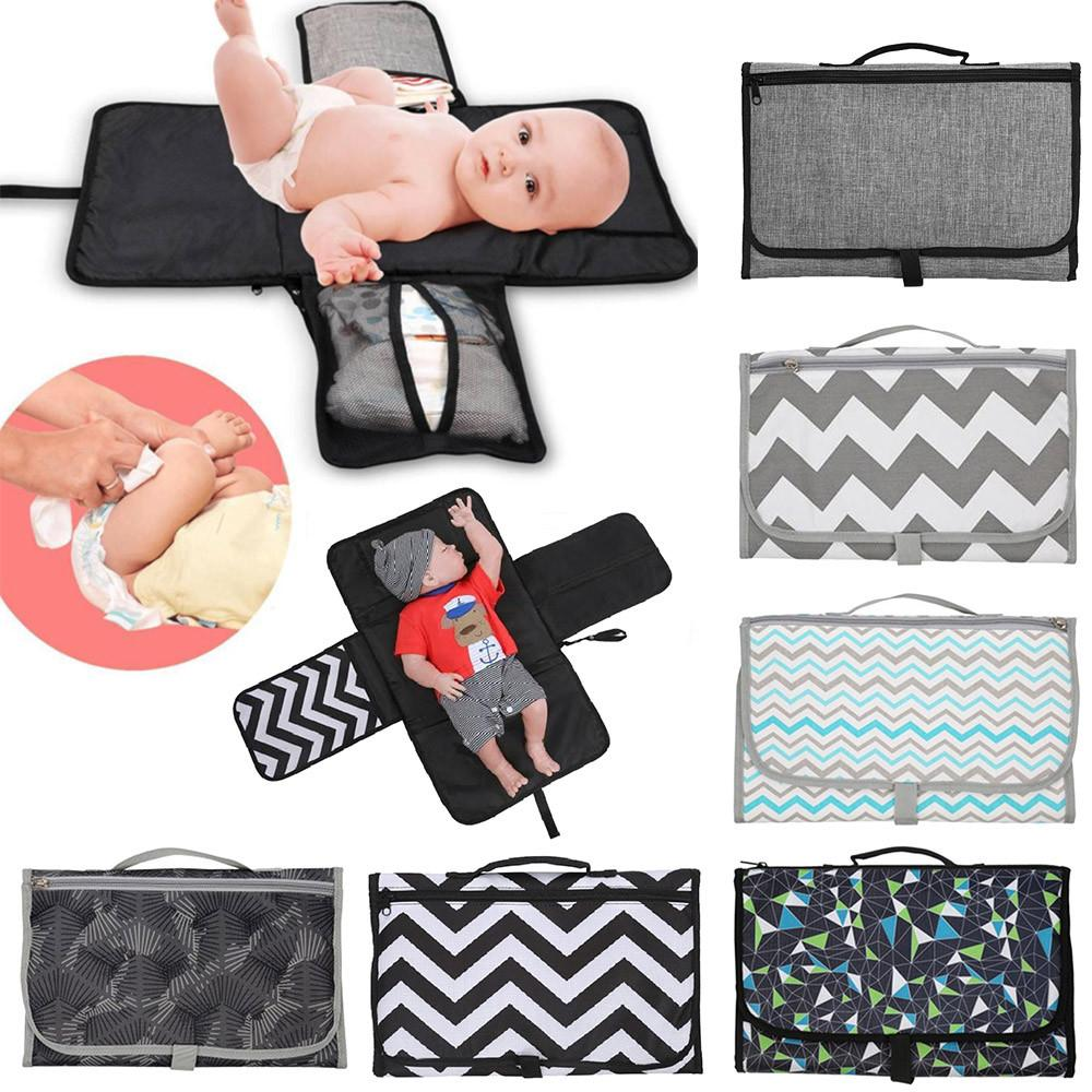 7e7367ecd 2019 Multifunction Portable Diaper Changing Bag Pad Folding Bag Baby  Changing Mat X9.12 From Humom, $20.49 | DHgate.Com