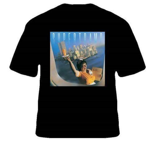 9549e189 Supertramp Breakfast In America Classic Rock Band T Shirt T Shirt ...