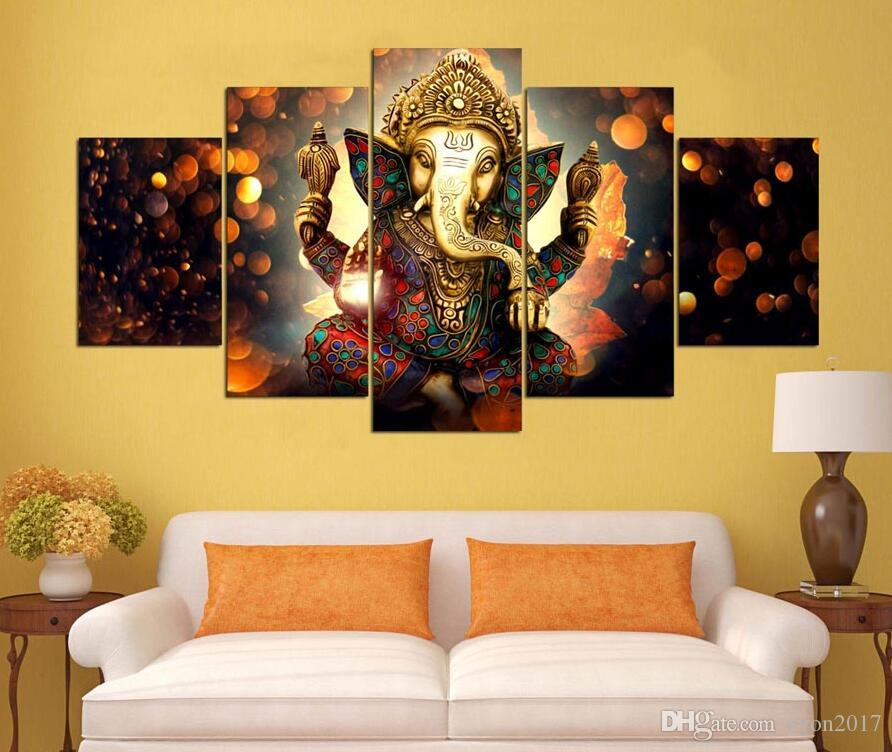 2018 Canvas Painting Wall Art Home Decor For Living Room Hd Prints ...