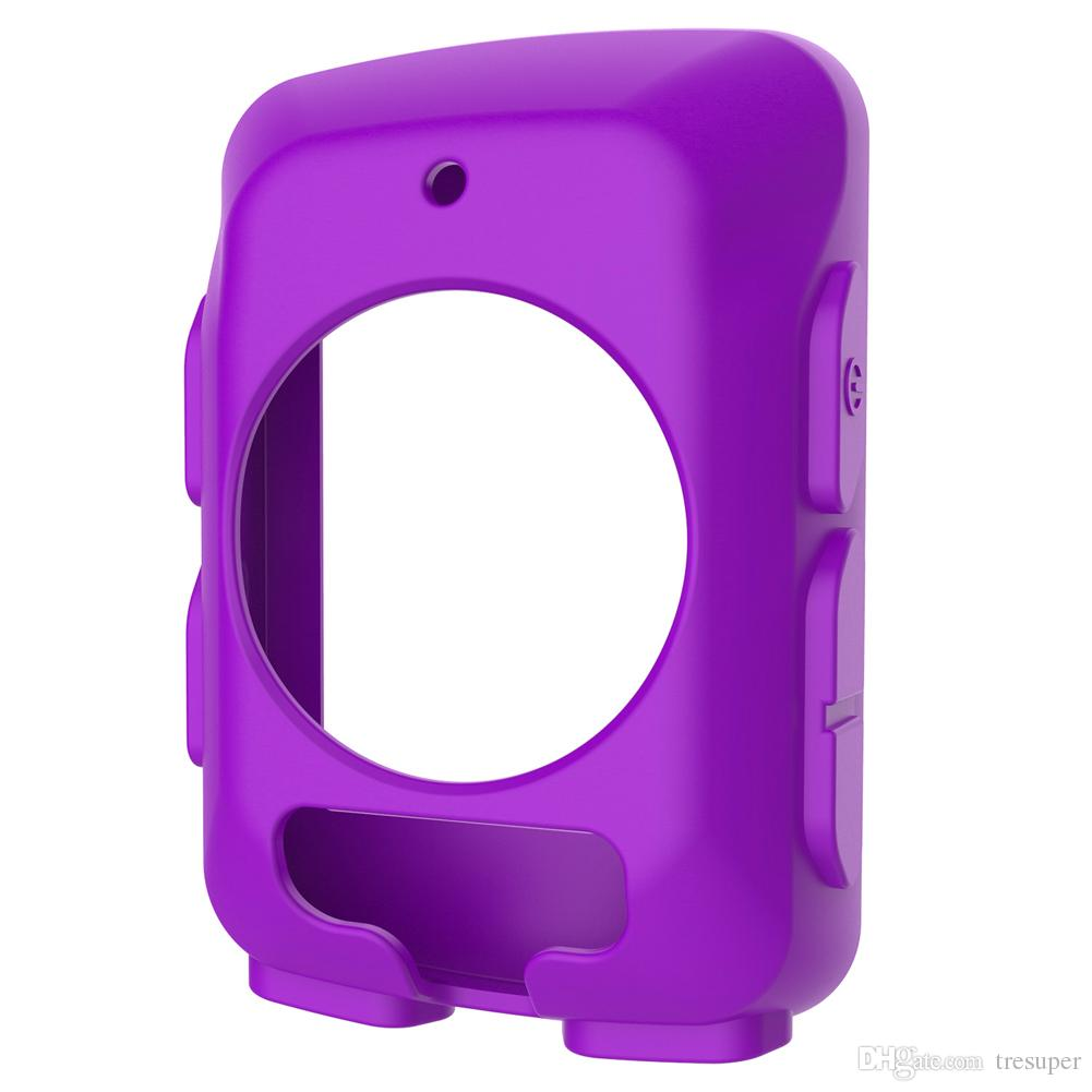 Soft Protective Silicone Rubber Case for Garmin Edge 520 Bicycle Computer Road/Mountain Bike Cycling Tool Accessories